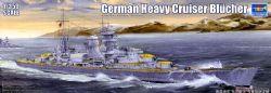 CUIRASSÉS -  GERMAN HEAVY CRUISER ADMIRAL HIPPER 1941 1/350