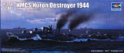 CUIRASSÉS -  HMCS HURON DESTROYER 1944 1/350