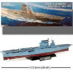 CUIRASSÉS -  USS CV-2 LEXINGTON CARRIER 05/1942 1/350