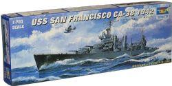 CUIRASSÉS -  USS SAN FRANCISCO CA-38 1944 1/350