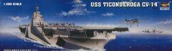 CUIRASSÉS -  USS TICONDEROGA CV-14 1/350