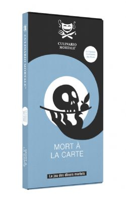 CULINARIO MORTALE -  MORT À LA CARTE (FRANÇAIS)