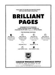 CWS MONDE -  PAGES QUADRILLEES (VIERGES) POIDS LOURDS (PAQUET DE 100)