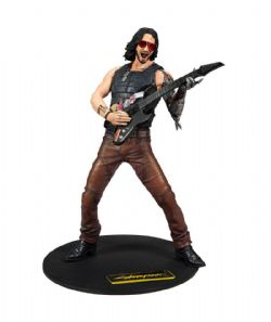 CYBERPUNK 2077 -  FIGURINE DE JOHNNY (30CM)