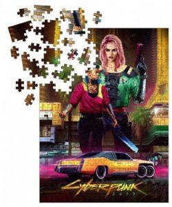 CYBERPUNK 2077 -  KITSCH (1000 PIECES)