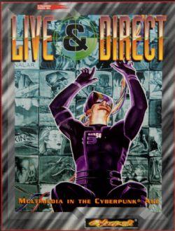 CYBERPUNK -  LIVE AND DIRECT (ANGLAIS)