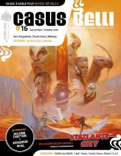 Casus Belli -  Septembre/Octobre 2015 16