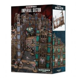 DÉCORS -  IMPERIAL SECTOR -  SECTOR IMPERIALIS
