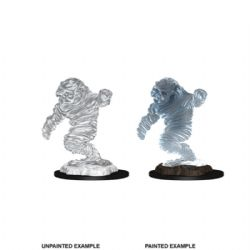 D&D MINIATURES -  AIR ELEMENTAL -  D&D NOLZUR'S MARVELOUS UNPAINTED MINIATURES
