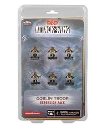 D&D MINIATURES -  GOBLIN TROOP EXPANSION PACK -  D&D ATTACK WING LE JEU DE FIGURINES
