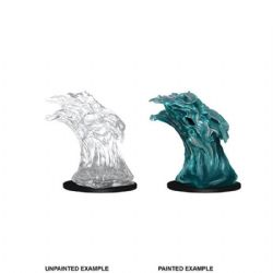 D&D MINIATURES -  WATER ELEMENTAL -  D&D NOLZUR'S MARVELOUS UNPAINTED MINIATURES