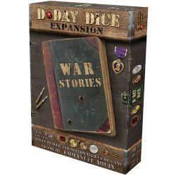 D-DAY DICE -  WAR STORIES (ANGLAIS)