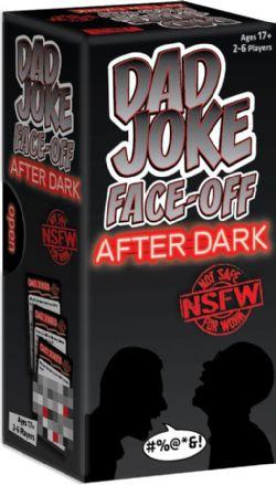 DAD JOKE FACE-OFF AFTER DARK (ANGLAIS)