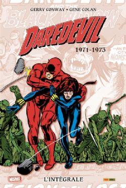 DAREDEVIL -  INTÉGRALE 1971-1973