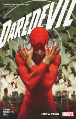 DAREDEVIL -  KNOW FEAR TP