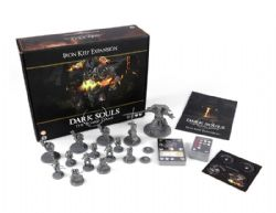 DARK SOULS : THE BOARD GAME -  IRON KEEP EXPANSION (ANGLAIS)