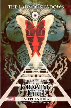 DARK TOWER -  LIVRE USAGÉ - THE LADY OF SHADOWS TP (ANGLAIS) -  THE DRAWING OF THE THREE