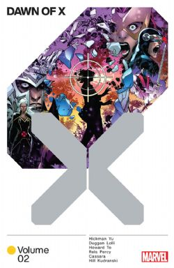 DAWN OF X -  DAWN OF X TP 02