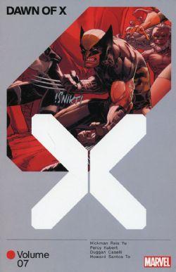DAWN OF X -  DAWN OF X TP 07