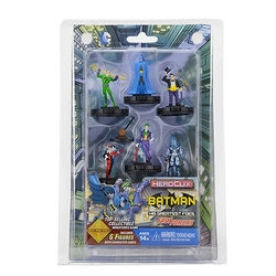 DC COMICS -  BATMAN AND HIS GREATEST FOES -  DC HEROCLIX