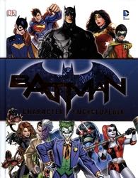 DC COMICS -  BATMAN CHARACTERS ENCYCLOPEDIA