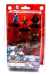DC COMICS -  DC HEROCLIX : EARTH 2, THE WONDERS OF THE WORLD (ANGLAIS) -  DC HEROCLIX