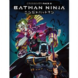 DC COMICS DECK BUILDING GAME -  CROSSOVER PACK #8 : BATMAN NINJA (ANGLAIS)