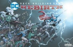 DC COMICS DECK BUILDING GAME : REBIRTH (ANGLAIS)