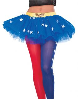DC COMICS -  JUPE DE TUTU DE WONDER WOMAN (TAILLE UNIQUE)