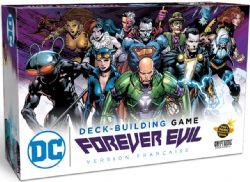DC DECK-BUILDING GAME -  FOREVER EVIL (FRANÇAIS)