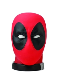DEADPOOL -  TIRELIRE TÊTE DEADPOOL (25CM)