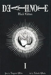 DEATH NOTE -  BLACK EDITION (VOL. 01 AND 02) 01