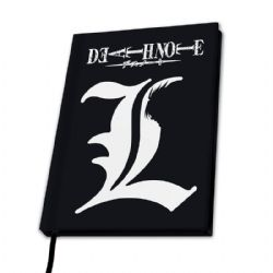 DEATH NOTE -  CAHIER (180 PAGES)