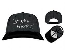 DEATH NOTE -  CASQUETTE - SNAPBACK
