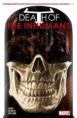 DEATH OF INHUMANS -  DEATH OF INHUMANS TP