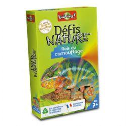 DEFIS -  DÉFIS NATURE - ROIS DU CAMOUFLAGE