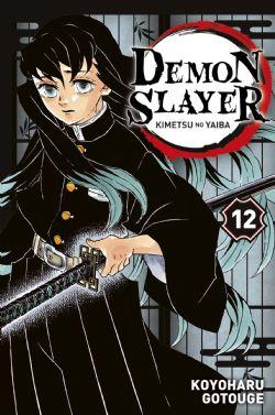 DEMON SLAYER, KIMETSU NO YAIBA -  (V.F.) 12