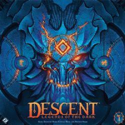 DESCENT : LEGENDS OF THE DARK -  JEU DE BASE (ANGLAIS)