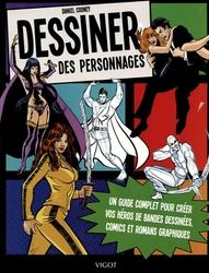 DESSIN -  DESSINER DES PERSONNAGES