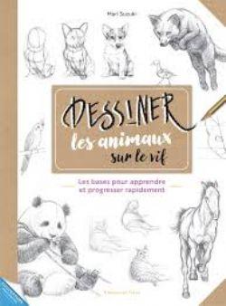 DESSINER LES ANIMAUX SUR LE VIF
