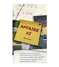 DETECTIVE : UN JEU D'ENQUÊTE MODERNE -  AFFAIRE 6 (FRANÇAIS)