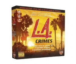 DETECTIVE : UN JEU D'ENQUÊTE MODERNE -  L.A. CRIMES (FRANÇAIS)