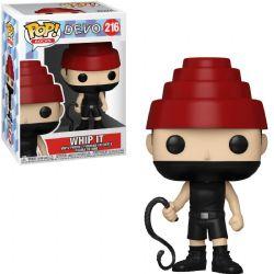 DEVO -  FIGURINE POP! EN VINYLE DE WHIP IT (10 CM) 216