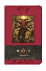 DIABLO -  DIABLO : BURNING HELLS - CARNET DE NOTES (192 PAGES) -  DIABLO III