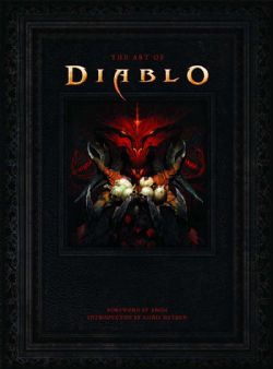 DIABLO -  THE ART OF DIABLO