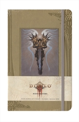 DIABLO -  TYRAEL : HIGH HEAVENS - CARNET DE NOTES (192 PAGES) -  DIABLO III