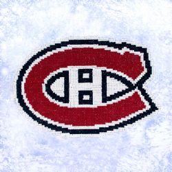 DIAMOND PAINTING -  CANADIENS DE MONTRÉAL -  NHL
