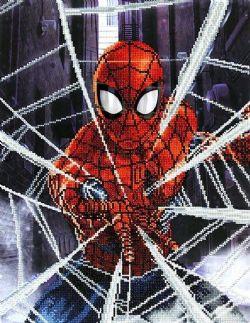 DIAMOND PAINTING -  SPIDER-MAN