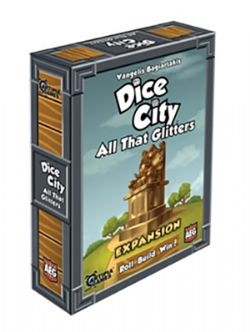 DICE CITY -  ALL THAT GLITTERS (ANGLAIS)