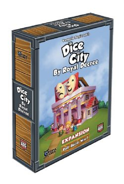 DICE CITY -  BY ROYAL DECREE (ENGLISH)